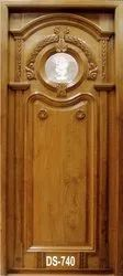 Wood Carved Doors, for Internal