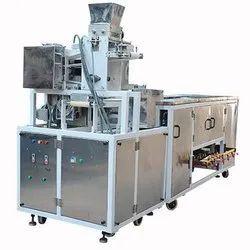 Chapati Making Machine Or Poori Cutting  Machine
