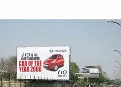 Text and Photo Printing Road Advertising Hoarding Painting Service, in Delhi