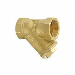 1053A Forged Brass Y Type Strainer