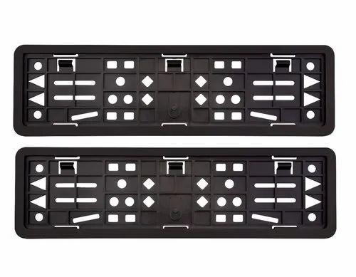 Four Wheeler Number Plate frame