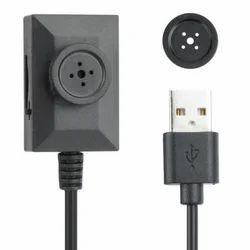 World's Smallest Spy Button Camera