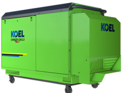 KCC Portable Gensets - Diesel