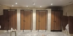 HPL Board Restroom Cubicle