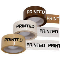 Printed BOPP Tape, for Packaging, Packaging Type: Box