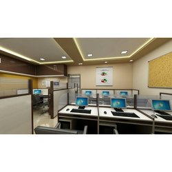 Workstation Interior Design Service