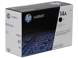 HP Toner Cf214a 14a Black Toner Cartridge
