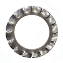 Stainless Steel Serrated Washer