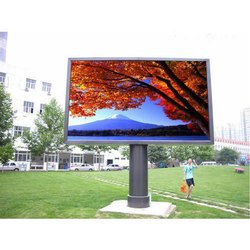 P8 Outdoor Full Colour Advertising Display Screen Board