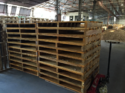 Two Way Double Deck Reversible Wooden Pallet