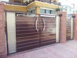 M S Matle Main Door