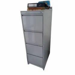 Mild Steel Gray MS Storage Cabinet