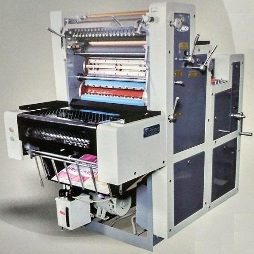 Automatic Single Color Non Woven Bags Poly Paper Printing Machine For Card Printer: Single Sheet Of Paper Printer At Alzheimers-prions.com