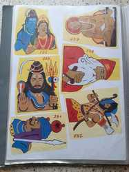 God Stickers