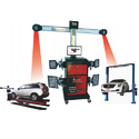 ISMART 3D Wheel Alignment Machine