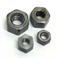 Metal Hexagonal Nuts, Size: M6-M14