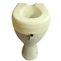Pedder Johnson Raised Toilet Seat