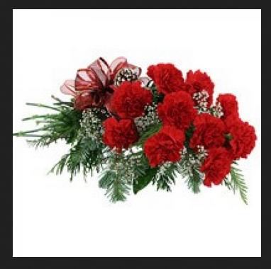red carnations bouquet at rs 475 piece flower bouquet id
