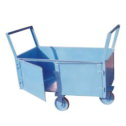 Box Type Hand Trolley