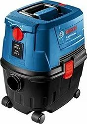 Bosch Vacuum Cleaner and Blower Gas 15 1100-Watt, Blue and Black