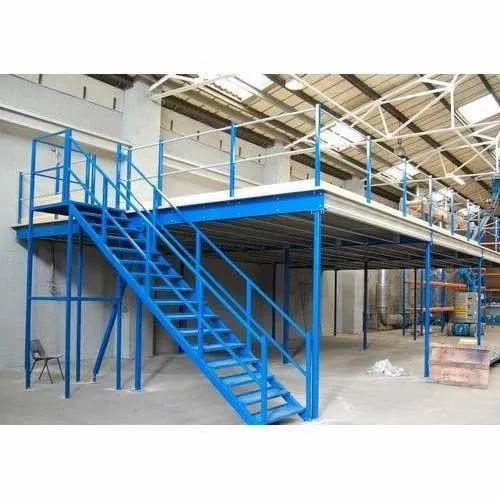 Steel Mezzanine Floors