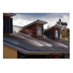 Roof Cooling System