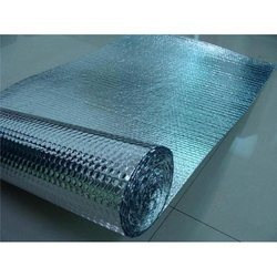 Foil Backed Bubble Thermal Wrap