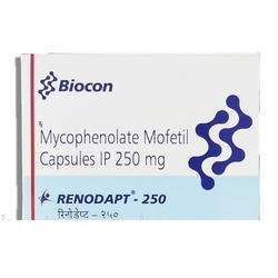 Mycophenolate Mofetil Capsules IP