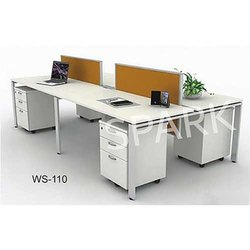 WS-110 Office Workstation Furniture