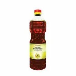 Patanjali Kachchi Ghani Mustard Oil