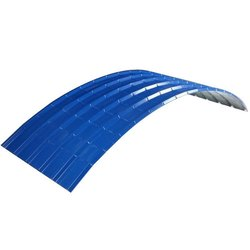 Color Coated Steel Crimp Roofing Sheet