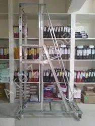 Aluminium Movable Ladder