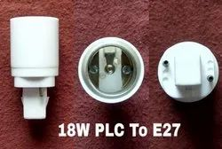 Adapter,Converter PL C To E 27