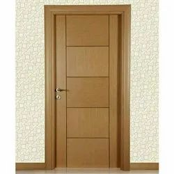 RE051 Wooden PVC Door