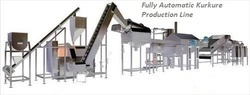 Kurkure Snacks Processing Line