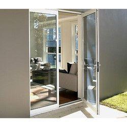 Powder Coated Modular Aluminium Door