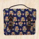 Irya Lifestyle Blue Women Sling Bags