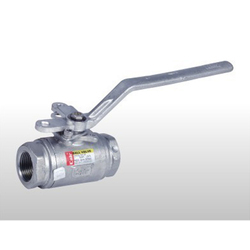 WOG 3000 High Pressure Ball Valve