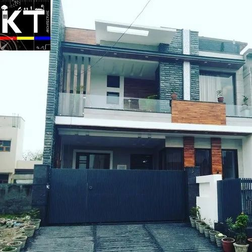 Home Design Exterior Design Architects Kt India Group Greater Noida