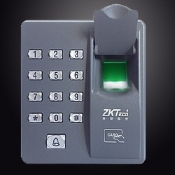 Innovative 4 Doors Fingerprint Control Panel