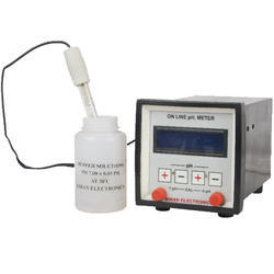 Digital Online pH Meter