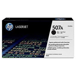 HP CE400A 507A Black Toner Cartridge