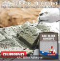 AAC Block Bonding Adhesive