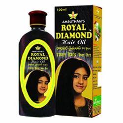 Amrutham Royal Diamond Hair Oil