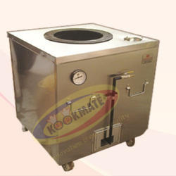 Stainless Steel Square Gas Tandoor
