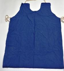 SS & WW Make Blue Jean Cotton Cloth Apron 24''''36