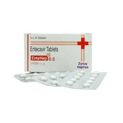 Entehep 1 Entecavir Tablets