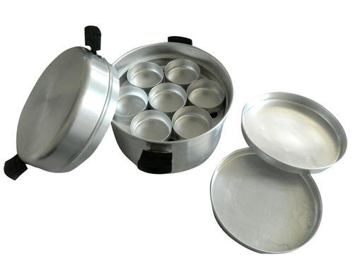 27e137a40 Aluminium Idli Cooker at Rs 450  piece