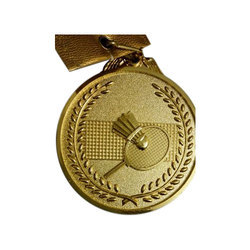 Racket Sports Medals