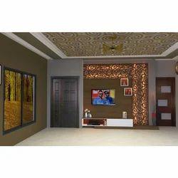 TV Unit Interior Designing Service